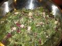 Mélange de plantes séchées pour infusion