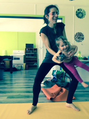 Yoga parent enfant