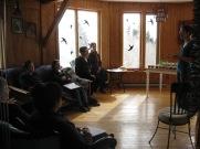 Participantes attentives