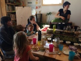 Atelier-causerie en famille Germinations et pousses
